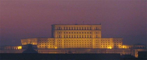 Casa Poporului - House of Parliament